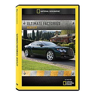 View Ultimate Factories: Bentley DVD-R image
