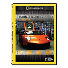 Ultimate Factories: Lamborghini DVD-R, 2011