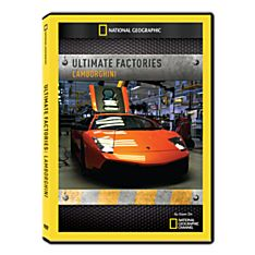 Ultimate Factories: Lamborghini DVD-R