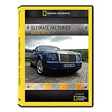 Ultimate Factories: Rolls-Royce DVD-R, 2011