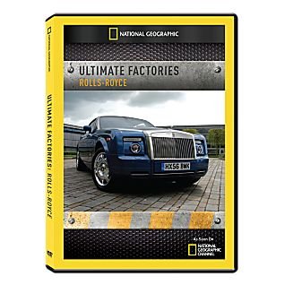 View Ultimate Factories: Rolls-Royce DVD-R image