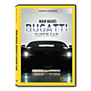Man Made: Bugatti Super Car DVD-R