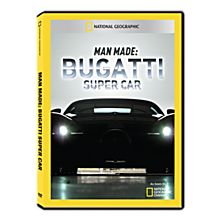 Man Made: Bugatti Super Car DVD-R, 2011