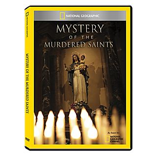 View Mystery of the Murdered Saints DVD-R image