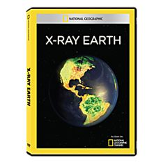 X-Ray Earth DVD-R