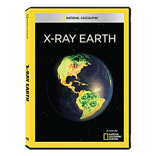 View X-Ray Earth DVD-R image