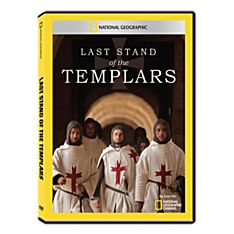 Last Stand of the Templars DVD-R, 2011
