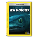 Death of a Sea Monster DVD-R