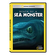 Sea Monsters DVD