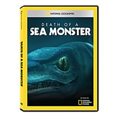 Death of a Sea Monster DVD-R, 2011