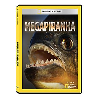 Megapiranha DVD-R