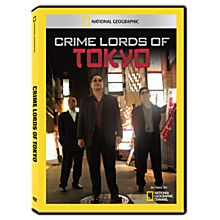 Crime Lords of Tokyo DVD-R