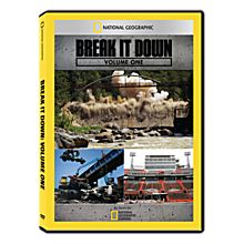 Break it Down Volume One DVD-R, 2011