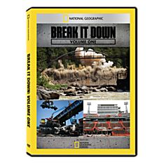 Break it Down Volume One DVD-R