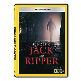 View Finding Jack the Ripper DVD-R image