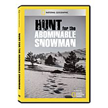 Hunt for the Abominable Snowman DVD-R, 2011