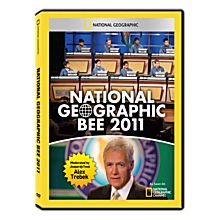National Geographic Bee 2011 DVD-R