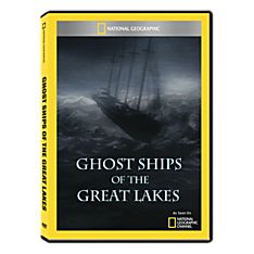 Ghost Ships of the Great Lakes DVD-R, 2011