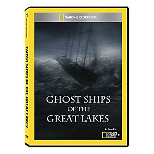 Ghost Ships of the Great Lakes DVD-R