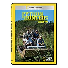 Python Hunters Season Two DVD-R Set, 2011