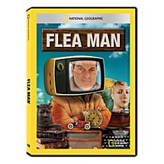 Flea Man DVD-R Set, 2011
