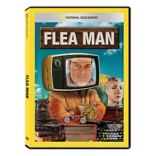 View Flea Man DVD-R Set image