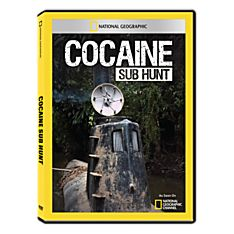 Cocaine Sub Hunt DVD-R