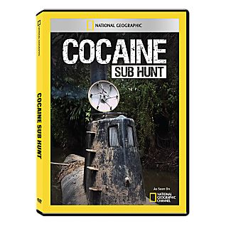 View Cocaine Sub Hunt DVD-R image