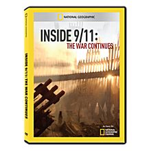 Inside 9/11: The War Continues DVD-R
