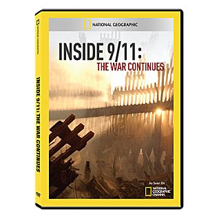 View Inside 9/11: The War Continues DVD-R image