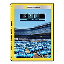 Break It Down: The Yankee Stadium DVD-R