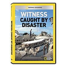Witness: Caught by Disaster DVD-R
