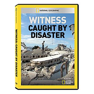 View Witness: Caught by Disaster DVD-R image