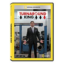Turnaround King DVD-R, 2011