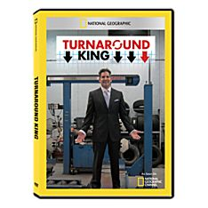 Turnaround King DVD-R