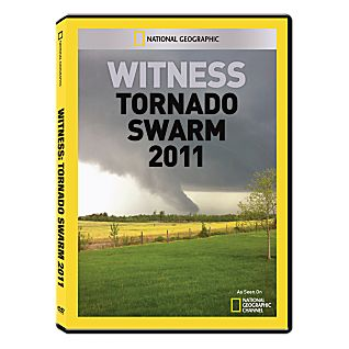View Witness: Tornado Swarm 2011 DVD-R image