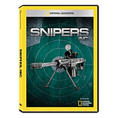 Snipers, Inc. DVD-R