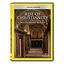 Rise of Christianity DVD-R, 2011