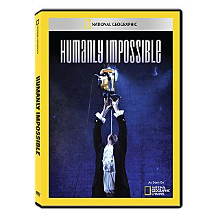 Humanly Impossible DVD-R