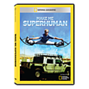 Make Me Superhuman DVD-R