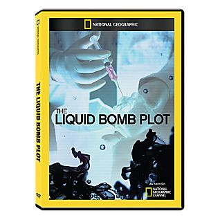 The Liquid Bomb Plot DVD-R