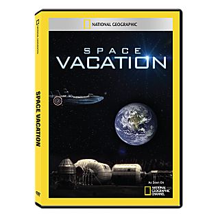 View Space Vacation DVD-R image