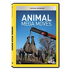 Animal Mega Moves DVD-R