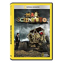 Mad Scientists DVD-R, 2011