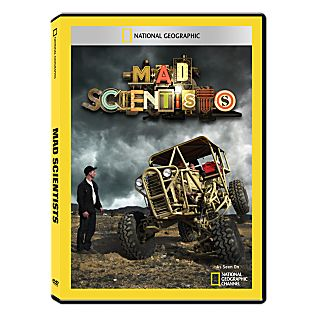 View Mad Scientists DVD-R image