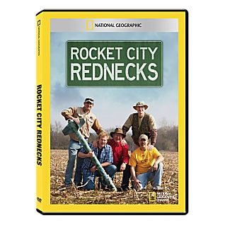Rocket City Rednecks DVD-R