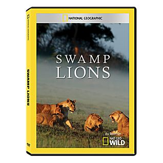 View Swamp Lions DVD-R image
