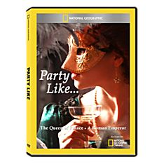 Party Like DVD-R