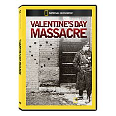 Valentine's Day Massacre DVD-R, 2011