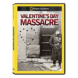 Valentine's Day Massacre DVD-R